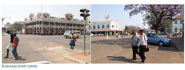 bulawayo to great zimbabwe