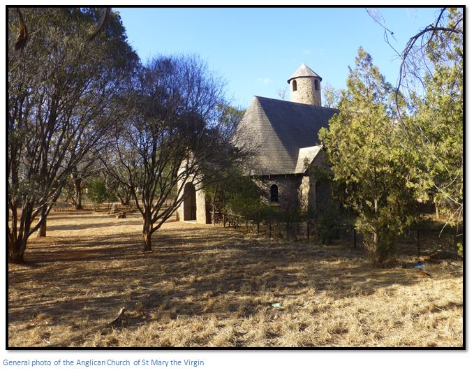 Esigodini (formerly Essexvale) | Zimbabwe Field Guide