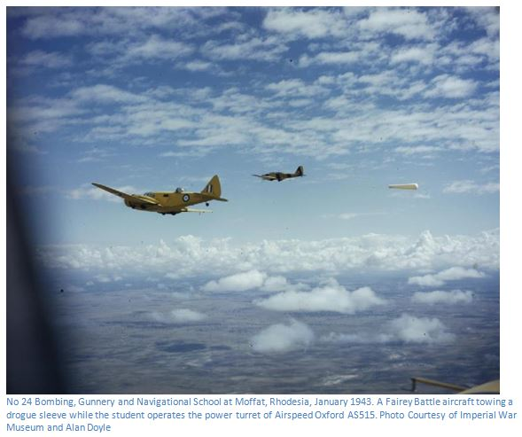 The Rhodesia Air Training Group (RATG) 1940 – 1945 and