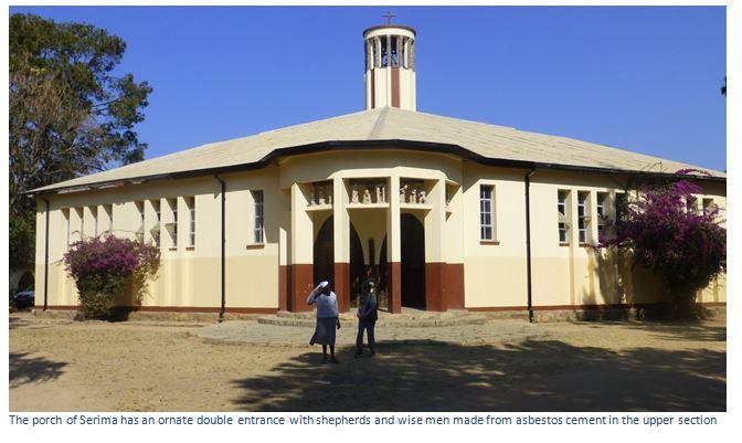 serima mission church zimbabwe field guide