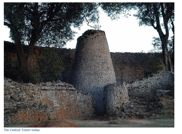 Great zimbabwe a unesco world heritage cultural site zimbabwe the earliest known written mention of great zimbabwe is by the portuguese vicente pegado in 1531 who wrote among the gold mines of the inland plains sciox Image collections