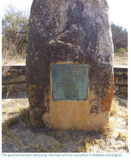 The Mzilikazi Memorial | Zimbabwe Field Guide